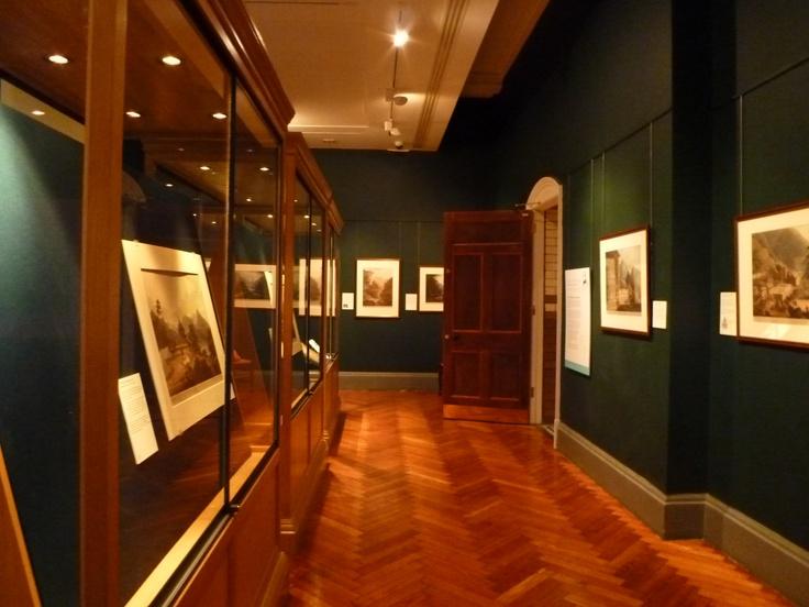 Victoria Gallery Museum Liverpool University February 2013