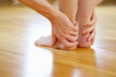 Ankle Achilles and Stretches