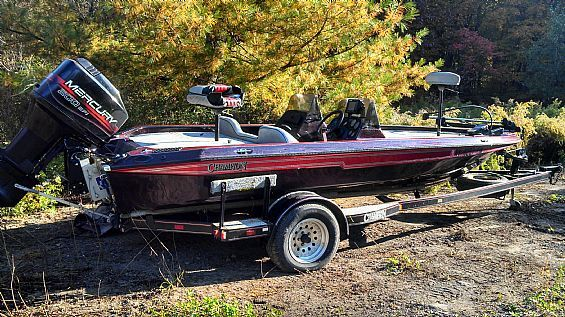 1996 Champion Bass Boat Boats Power For Sale In Earlton