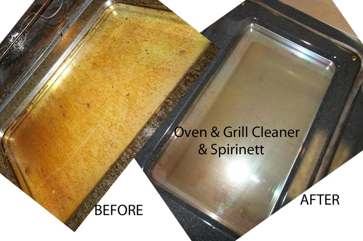 how to clean blinds with oven cleaner
