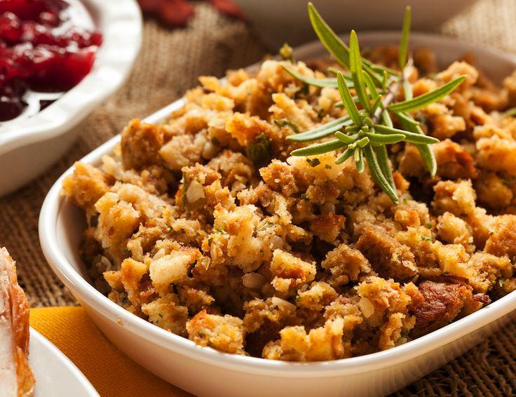Cornbread Stuffing | chicken and stuff | Pinterest