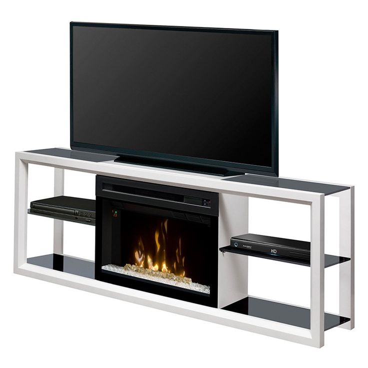 Dimplex Novara Entertainment Center Electric Fireplace - S