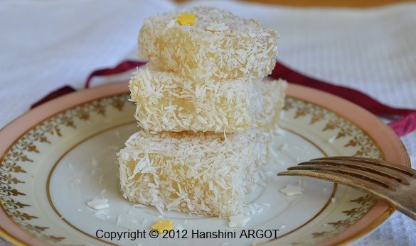 steamed cassava sweets