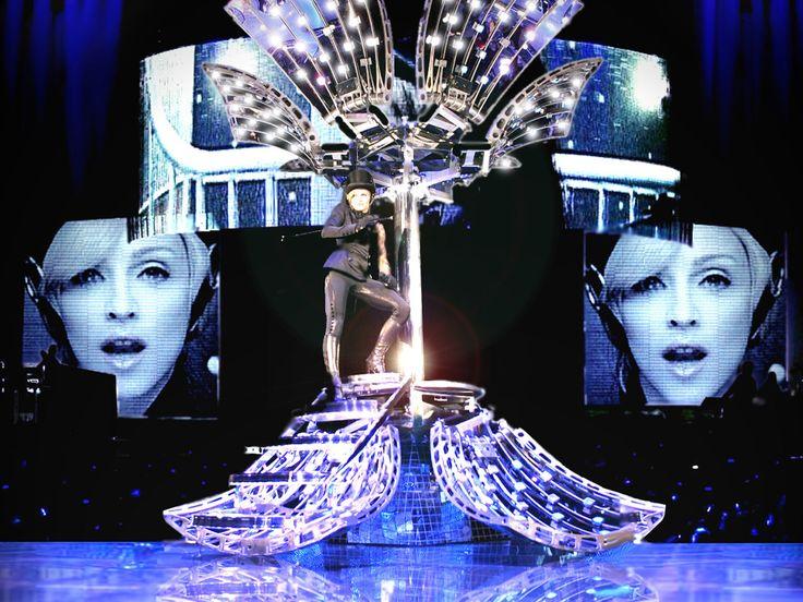 Madonna, Paris, 2006