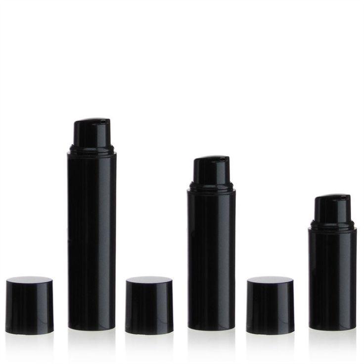 """5ml Airless Dispenser NANO """"Beautiful Black"""""""