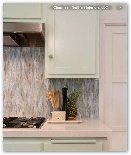 13 besten shabby chic bathroom tiles bilder auf pinterest ... - Deko Ideen Hexagon Wabenmuster Modern