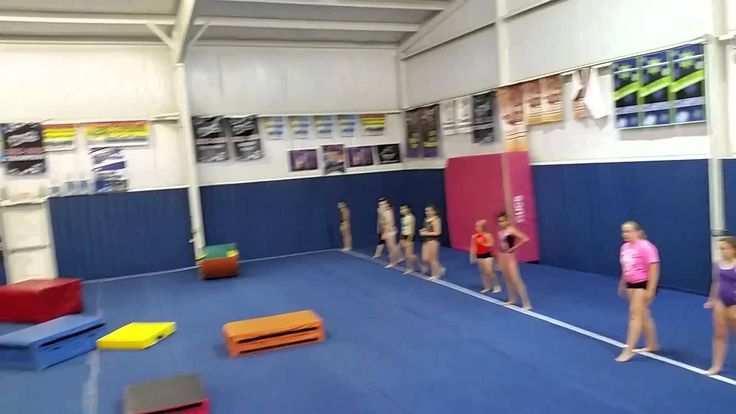 The Lilly Pad Game (Gymnastics/Fitness/Kids/Games)