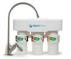 Aquasana 3-Stage Under Sink Water Filter for $65  free shipping #LavaHot http://www.lavahotdeals.com/us/cheap/aquasana-3-stage-sink-water-filter-65-free/181496?utm_source=pinterest&utm_medium=rss&utm_campaign=at_lavahotdealsus