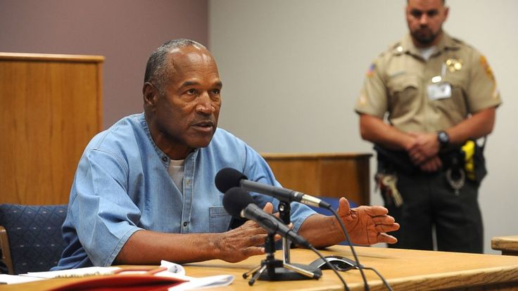 OJ Simpson 'bored to tears' in prison when 1st placed in secluded area after granted parole - ABC News