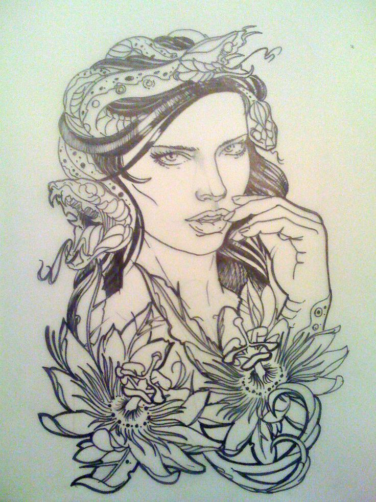Woman drawing, Drawings and Women's on Pinterest