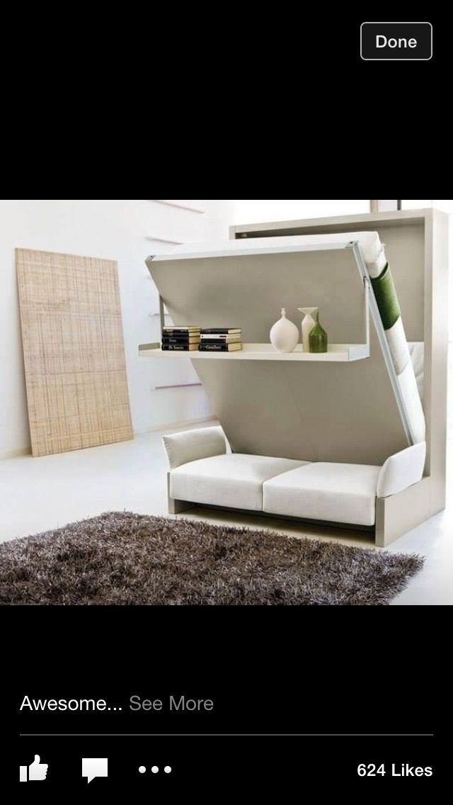 17 best images about furniture designs on pinterest for Space saving seating
