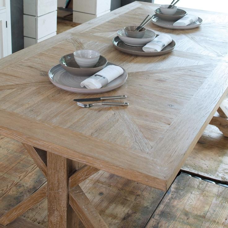 Our future oak table