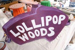 Lollipop Woods Candyland