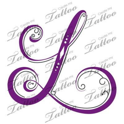 marketplace tattoo tattoo letter l 9761 createmytattoocom calligraphy tattoo designs pinterest tattoos calligraphy tattoo and tattoo designs
