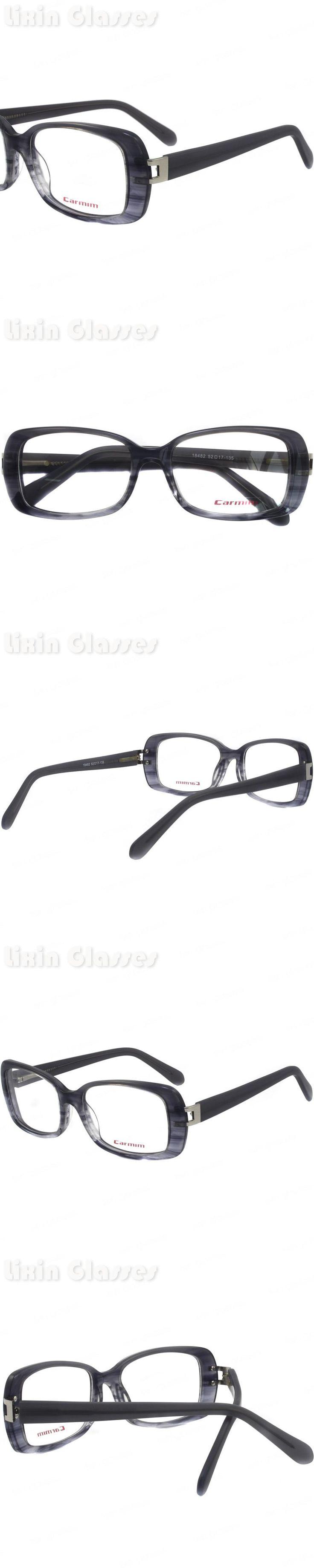New High Quality Men Acetate Spring Hinge Demi Light Blue clean lens Glasses Frame/Eyeglasses/Optical Frame/Eyewear 18482