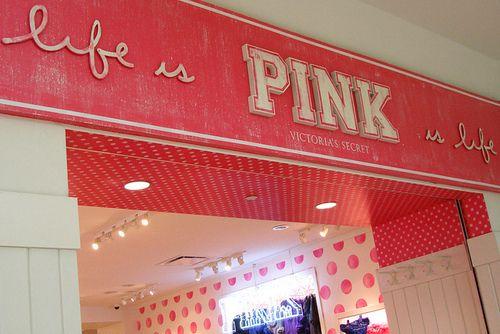 pink, Victoria's Secret, and life-bild
