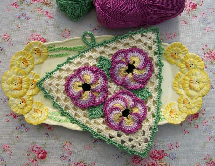 Knot Garden: Crochet Indulgence