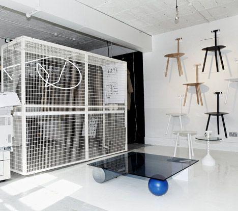 The Back Room   by Studio ToogoodPop Up, Stores Design, Studios Toogood, Room Pop, Retail Design, Batch03 Studios, Cafes Studios, Studios Style, Design Blog