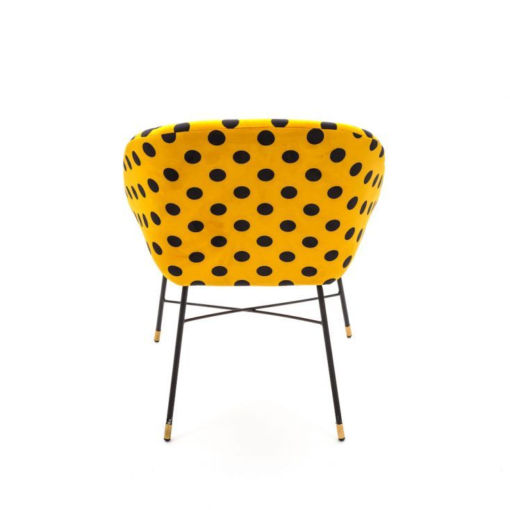 Seletti Dining Chairs Red Rainforest Green Yellow Velvet Chair
