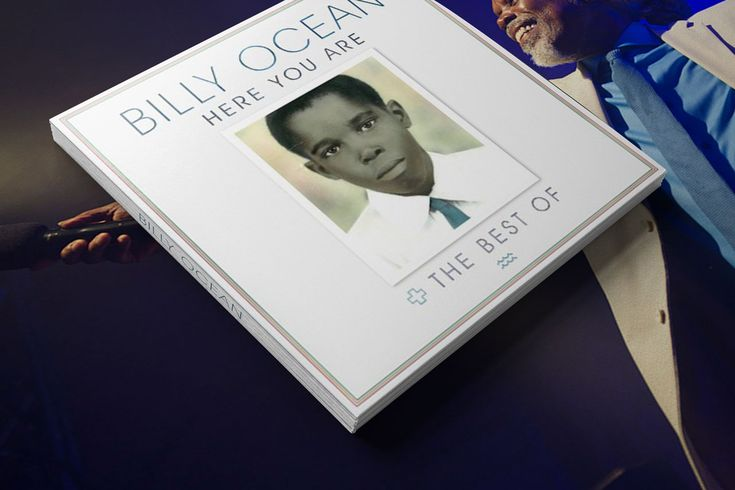 Billy Ocean - gwiazda lat 70. i 80. na albumie
