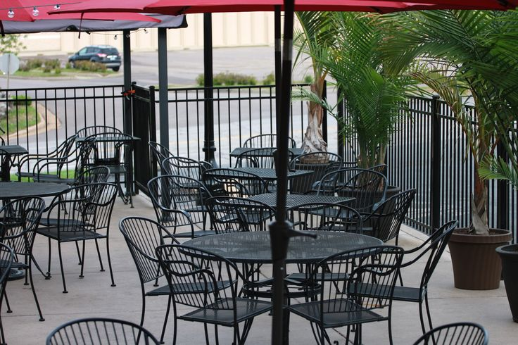 Party on the Patio - Wednesday, April 26, 2017  Party on the Patio is a well-known, locally loved event held at Candicci's Restaurant and Bar, located on The Hill in Ballwin featuring live music, appetizers and drink specials.    This weeks specials ...