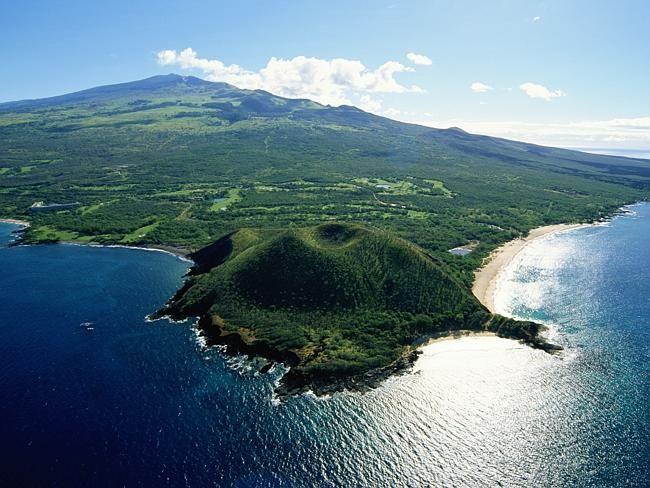 Aloha. The coast of Maui beckons.