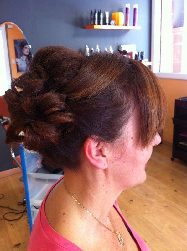 #peinado #recogido #boda #peluqueria #wedding #hairstyle