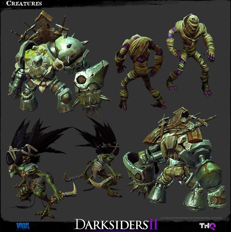 from Darksiders II