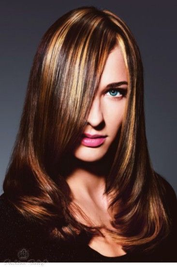 Natural looking hair highlights for Brown hair - go to - http://www.fashionbelief.com/natural-looking-hair-highlights.html (It won't all fit :) )