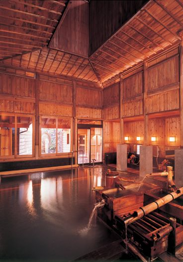 鷹の湯 the fabulous sakaya ryokan
