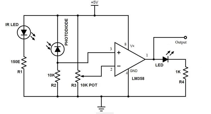 best 25  light sensor circuit ideas only on pinterest