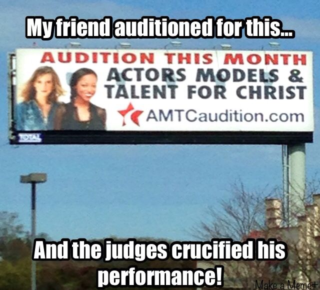 """What happened to """"Thou shalt not judge!""""  LMAO!  ~ mikE™"""