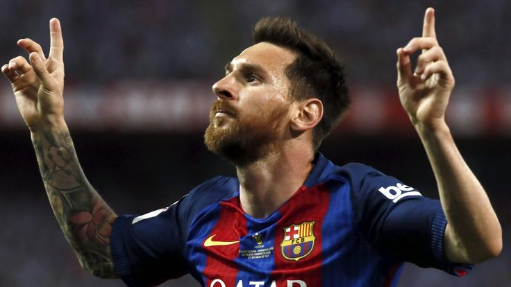 "Lionel Messi: Barcelona forward agrees new deal https://tmbw.news/lionel-messi-barcelona-forward-agrees-new-deal  Barcelona striker Lionel Messi has agreed a contract extension which will keep him at the club until 2021.The 30-year-old, who joined Barca aged 13, will sign the deal when he returns to training from pre-season.""The club is very happy with the renewal and commitment of Messi, the best player in history,"" said the La Liga club.The Argentina forward has scored a club-record 507…"
