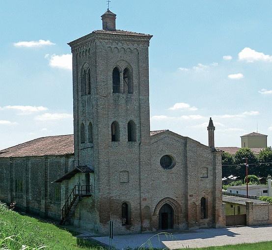 Felonica, Chiesa di Santa Maria Assunta #Mantova #Mantua #Italia #Italy #colline #moreniche #hills #morainic