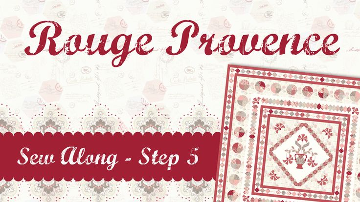 <p>It's+a+quick+step+this+week!+Follow+the+instructions+in+your+'Rouge+Provence'+pattern+to+complete+the+4+cornerstones+as+shown+on+pages+11-+13.+These+blocks+are+then+joined+to+the+Elongated+Hexagon+borders+we+completed+in+the+previous+step.+Make+4+I+love+seeing+your+progress,+so+if+…</p>