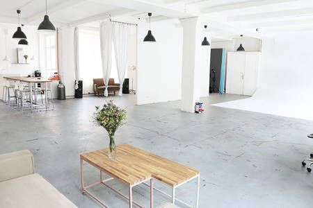 Check out this awesome listing on Airbnb: Studio Chérie -  rental studio  1 - Lofts for Rent in Berlin