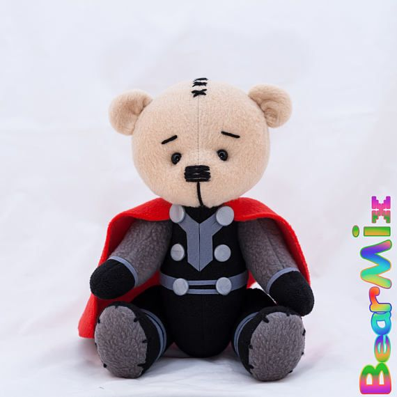 Thor bear Тор мишка