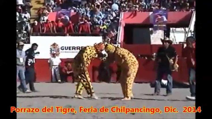 Porrazo del Tigre 2014 Chilpancingo, Gro. I