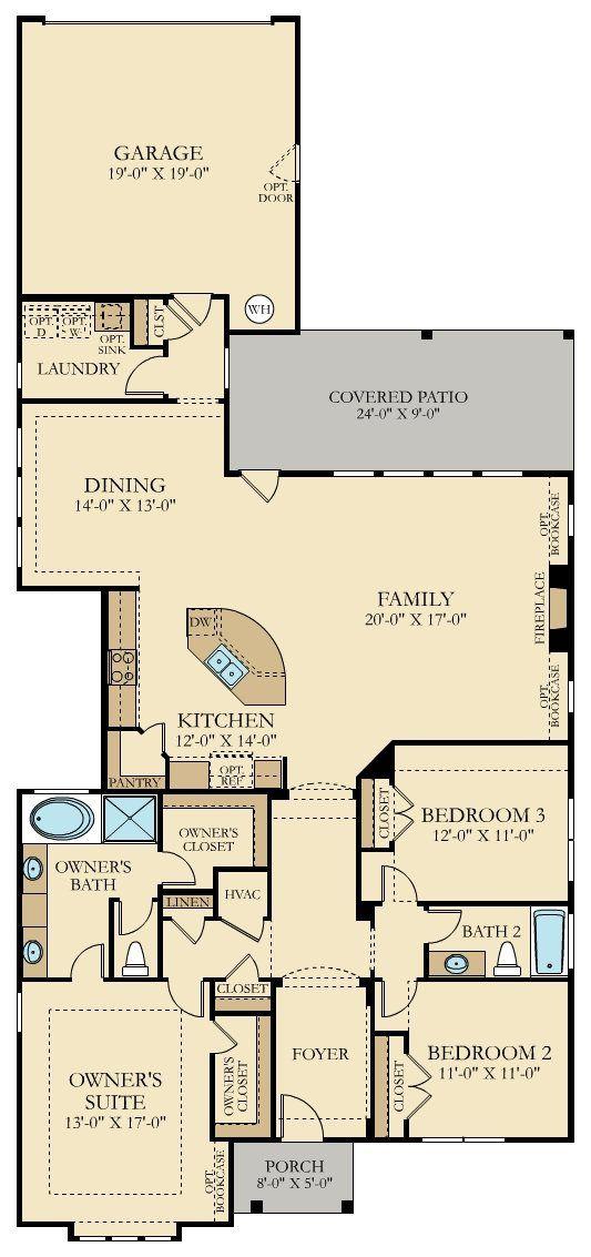33 best House Plans images on Pinterest | House floor plans, Dream ...