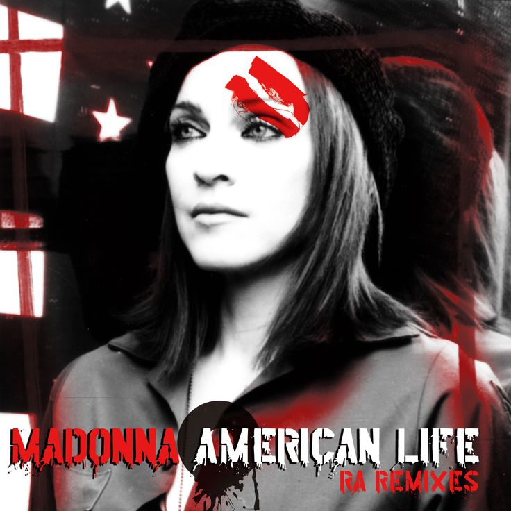 madonnas life Madonna experimented with more folk and acoustic music in music (2000) and american life (2003) a change was noted in the content of the songs in music , with most of them being simple love songs, but with an underlying tone of melancholy [287].