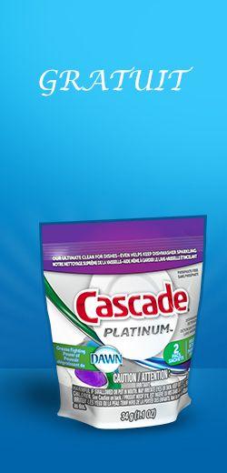 Gratuit savon Cascade ! http://rienquedugratuit.ca/echantillon-gratuit/gratuit-savon-cascade/