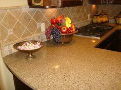 ... quartz countertops, Quartz countertops and Gray kitchen countertops