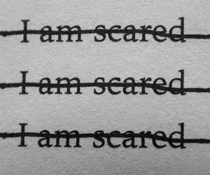 """[When faced with the giant, her mantra went like this: """"I Am Not Afraid/I Am Not Afraid/I Am Not Afraid."""" She decided lying about fear--even to yourself--never works]."""