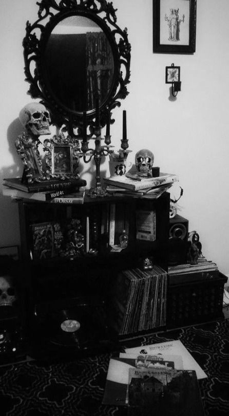 Bedroom Decor Black N White 2127 best darkly dreaming - mostly miscellanae images on pinterest