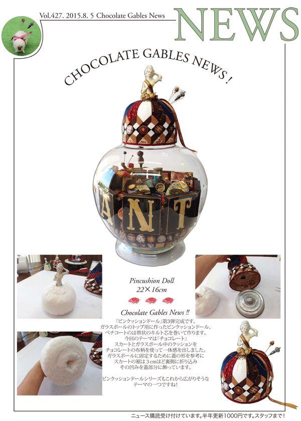 Chocolate Gables News 427