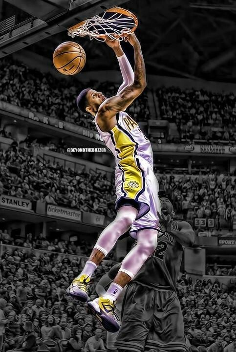 83 best paul george images on pinterest indiana pacers basketball paul george voltagebd Image collections