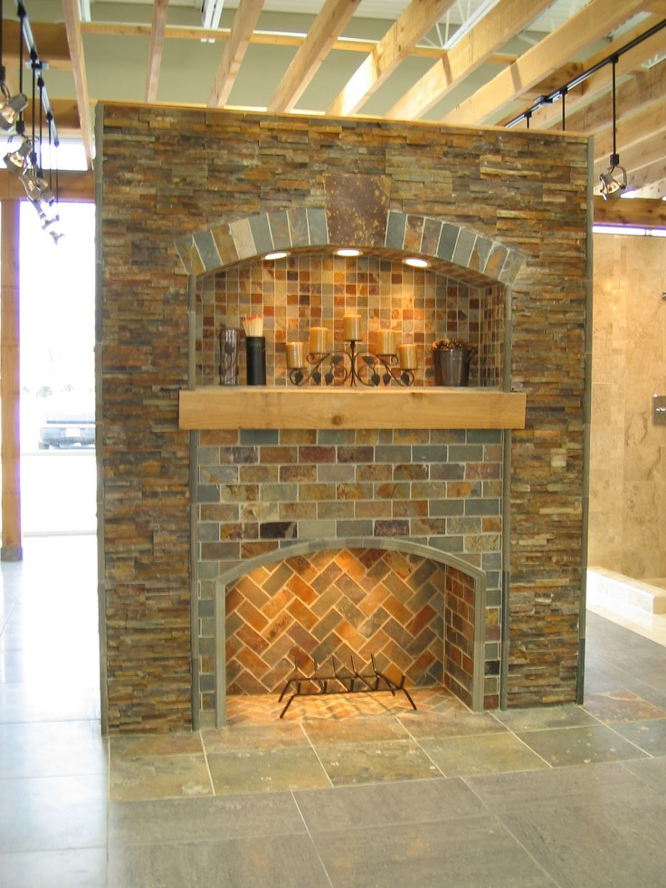 25 best Fireplaces images on Pinterest | Fireplace surrounds ...