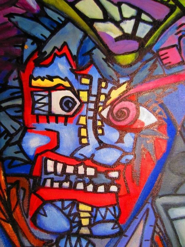 https://www.facebook.com/hdparatte/posts/10151390462560700?comment_id=26197474=notif_t=feed_comment_reply#!/hogan1hotmail.ca?fref=ts, Homa nous parle de la peinture de le premier numéro du Mag, janvier 2013