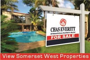 General Information on the Somerset West Area in the Western Cape as well as some details of the local property market.