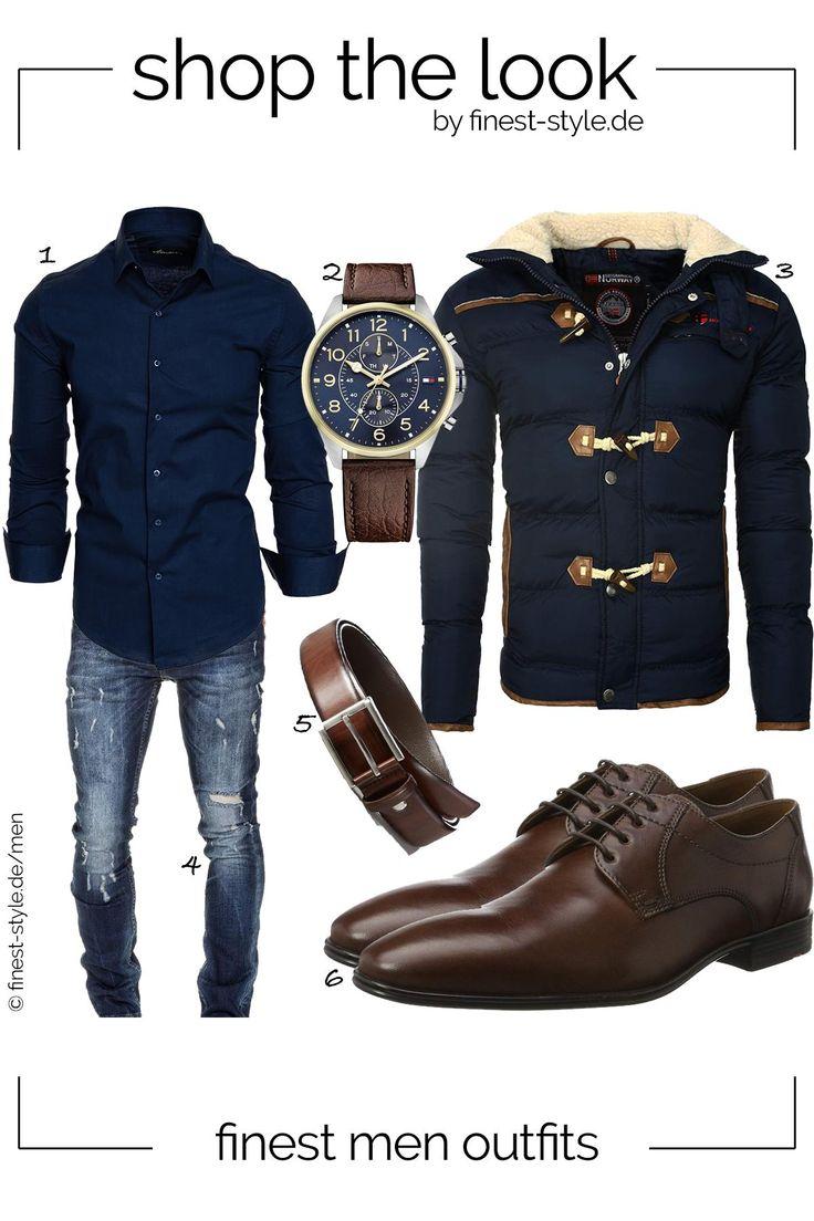 Outfit für Männer mit Klammotten von Geographical Norway, MLT Belts & Accessoires, Tommy Hilfiger, LLOYD und Amaci&Sons #männermode #clothes #ootd #herrenoutfit #mode #outfit #männeroutfit #style #cloth – Zeeshan Khan